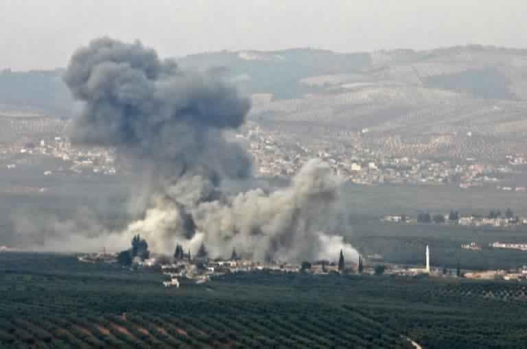 مجلس الامن الدولي يدرس مشروع قرار يطالب بهدنة 30 يوما في سوريا