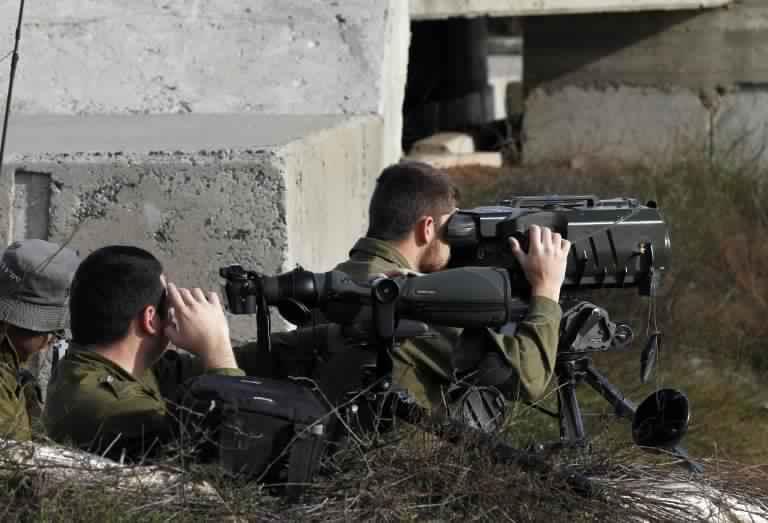 تأهب إسرائيلي على الحدود مع سوريا