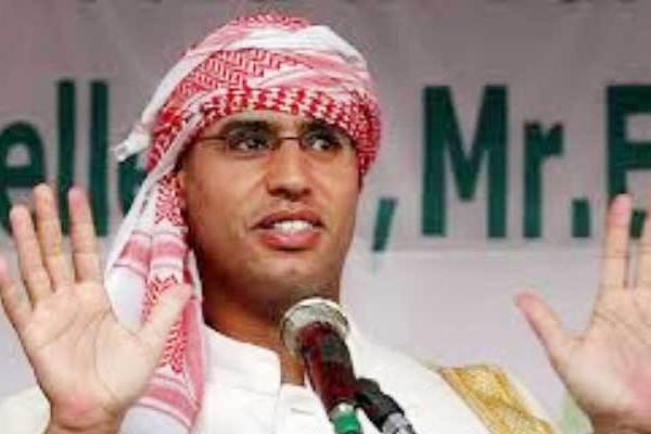 سيف الاسلام القذافي وجدل حول ترشحه للرئاسة