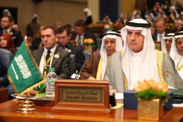 وزير الخارجية السعودي عادل الجبير يترأس وفد المملكة في مؤتمر إعمار العراق