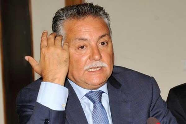 نبيل بن عبد الله امين عام حزب التقدم والاشتراكية