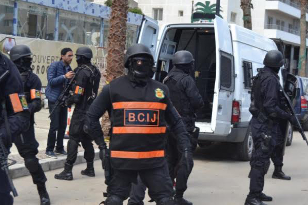 توقيف عناصر موالية لتنظيم داعش في المغرب