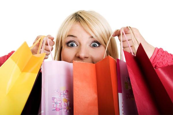 تسوق النساء