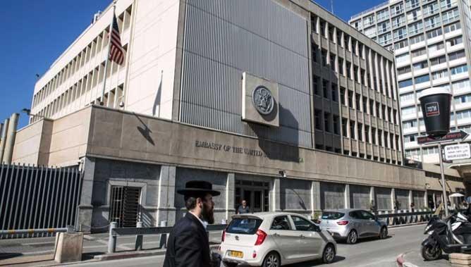 السفارة الأميركية في تل أبيب قريبا ستنقل للقدس