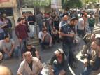 مهاجرون افارقة مهددون بالطرد من اسرائيل يبدأون اضرابا عن الطعام