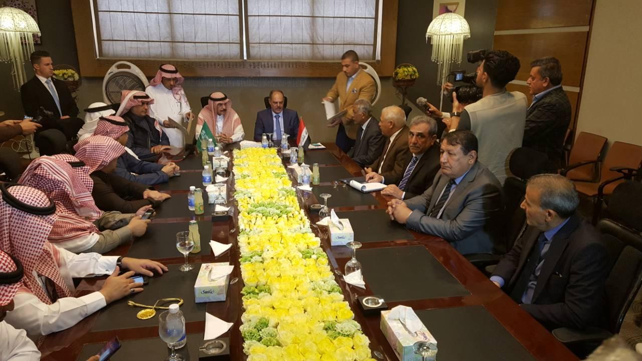 اعلاميو العراق والسعودية يوقعون اتفاقية تعاون مشترك