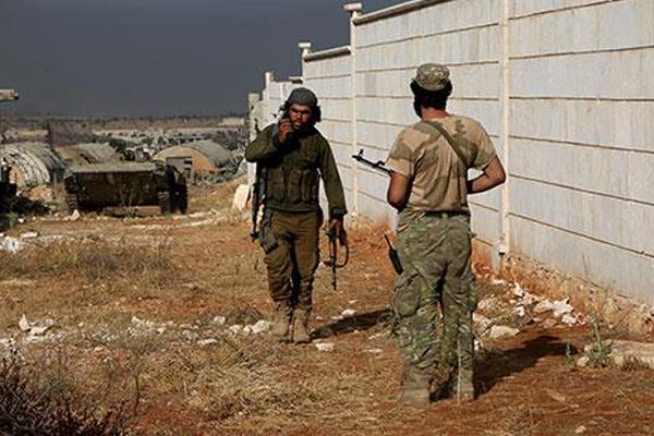 وقف شامل لإطلاق النار بين جبهة تحرير سوريا وهيئة تحرير الشام