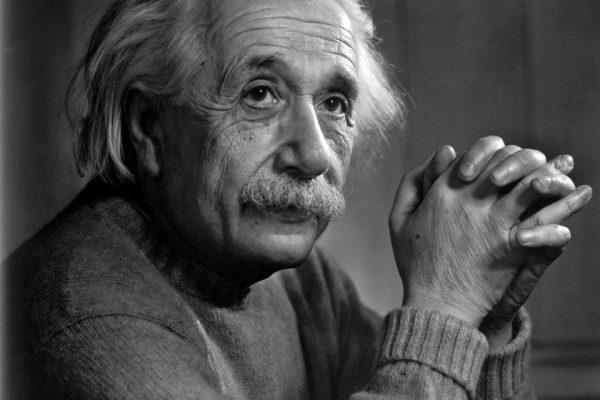 البرت آينشتاين
