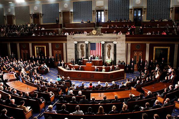 الكونغرس الأميريكي