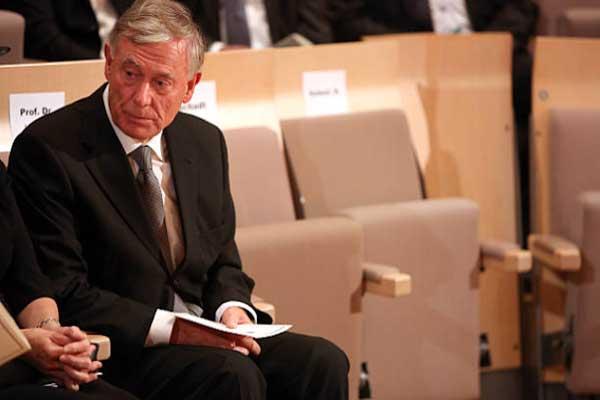 المبعوث الشخصي الجديد للأمين العام للأمم المتحدة إلى الصحراء هورست كوهلر