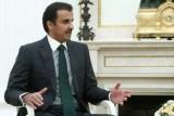 بوتين يستقبل أمير قطر لإجراء مباحثات حول سوريا