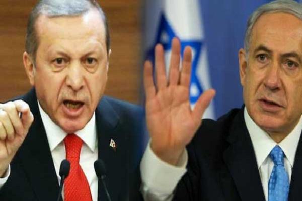 نتانياهو - أردوغان... تراشق كلامي