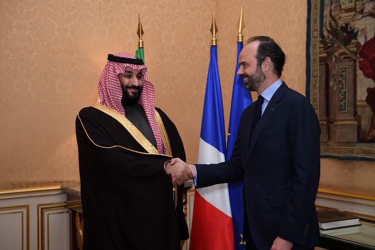 زيارة ولي العهد السعودي إلى فرنسا استمرت 3 أيام
