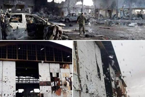 مكان مقتل المستشارين الإيرانيين في القاعدة السورية