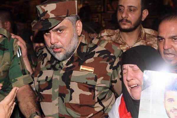 الصدر بين عائلات ضحايا تفجير الكرادة