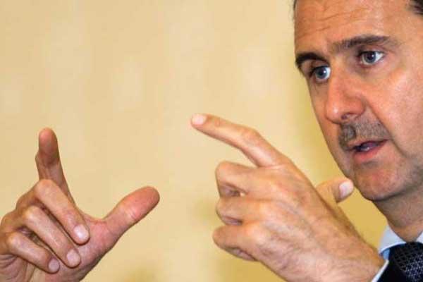 بيسكوف: بشار رئيس شرعي لسوريا