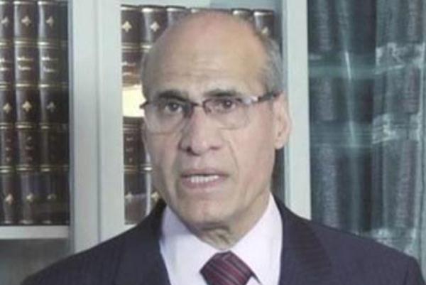 سنابرق زاهدي رئيس لجنة القضاء في المجلس الوطني للمقاومة الايرانية