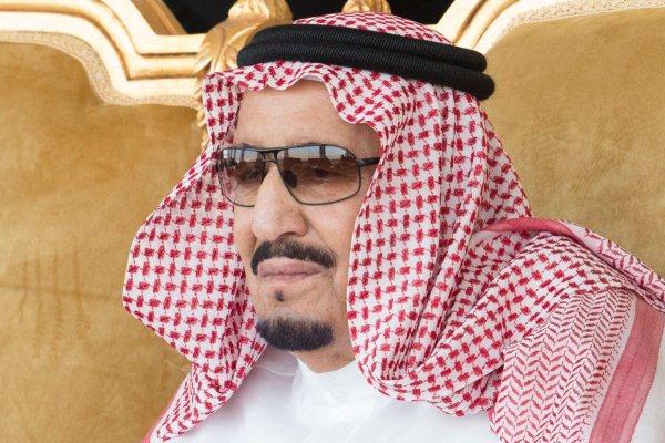 الملك سلمان يرعى فعاليات ختام تمرين