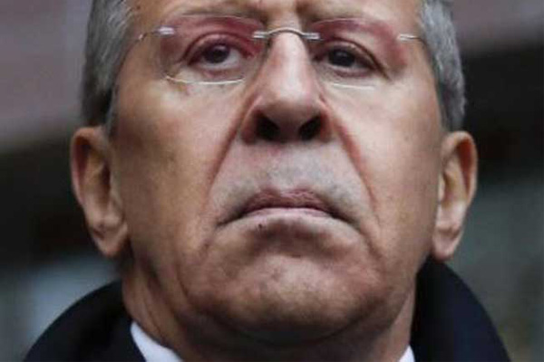 وزير الخارجية المخضرم سيرغي لافروف