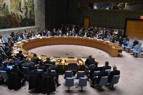 مجلس الأمن يجتمع لبحث تداعيات الضربة الجوية على سوريا