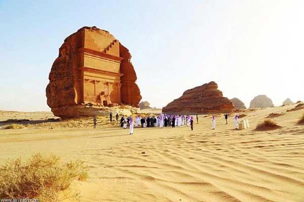آثار العلا من أقدم الحضارات