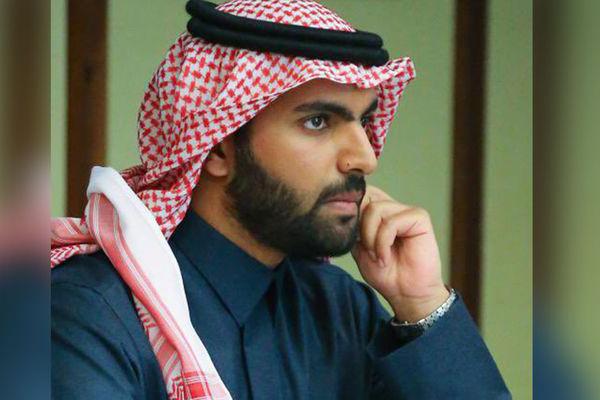 الأمير بدر بن عبد الله بن فرحان آل سعود
