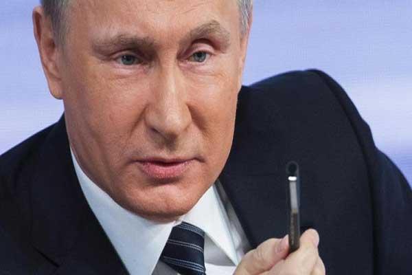 الرئيس الروسي ورسالة للقمة العربية
