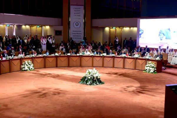 اجتماع مجلس وزراء الخارجية العرب التحضيري للقمة العربية