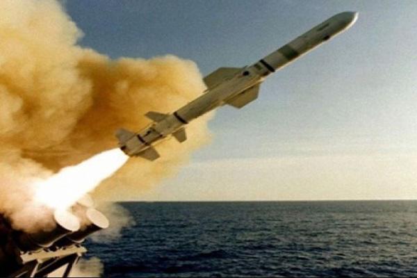 الضربة الغربية على سوريا