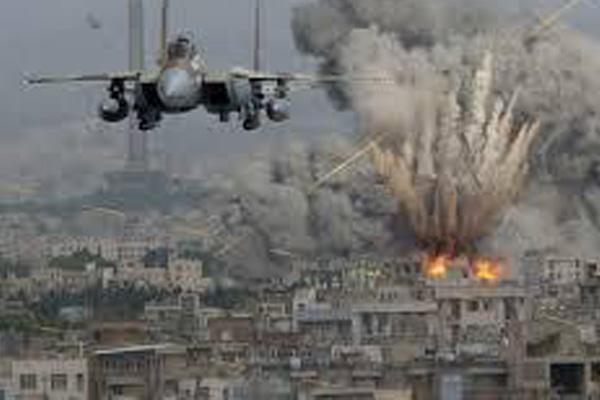 سوريون ينتظرون ضربة أميركا