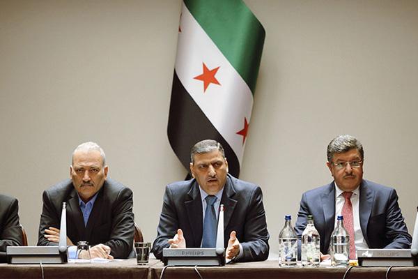 هيئة التفاوض السورية تجتمع في الرياض