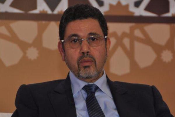 محمد عبد النباوي النائب العام رئيس النيابة العامة