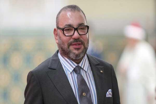 ( أ ف ب) العاهل المغربي محمد السادس