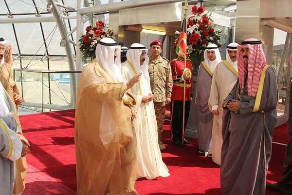 ولي عهد الكويت لفحوصات طبية في أميركا