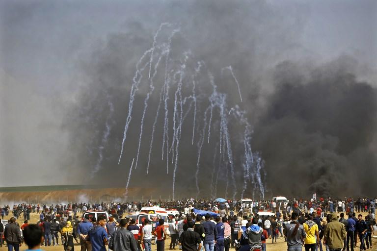 قتلى فلسطينيون في خامس جمعة من