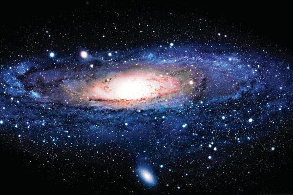 اندماج المجرات