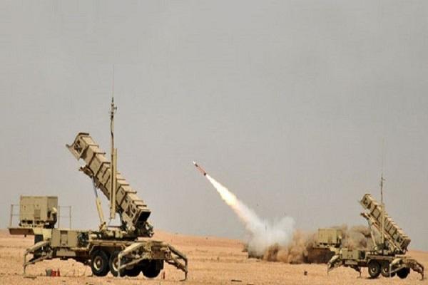 قوات الدفاع السعودي تعترض صاروخا باليستيا كان باتجاه جازان