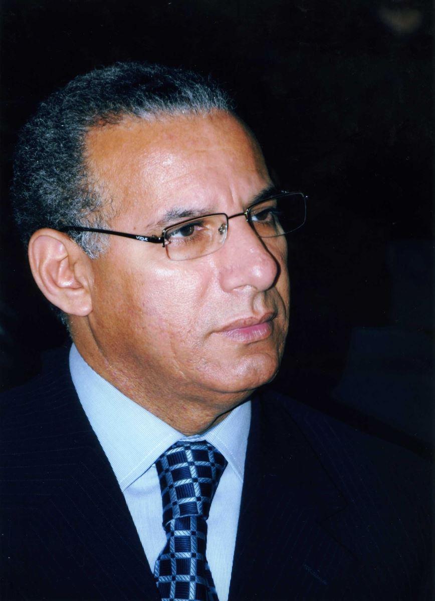 عبد الاله التهاني مدير المكتبة الوطنية