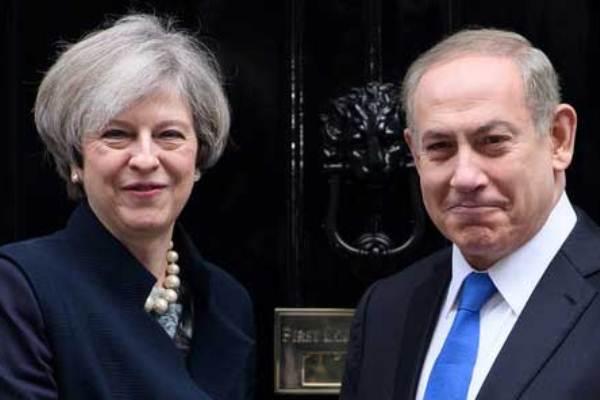 بريطانيا تدعم حق إسرائيل في الدفاع عن نفسها