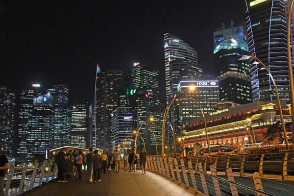 سنغافورة تعتبر إحدى أكثر الاماكن على الأرض أمنا