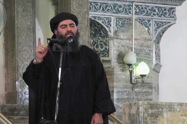 المخابرات العراقية تكشف عن مكان البغدادي