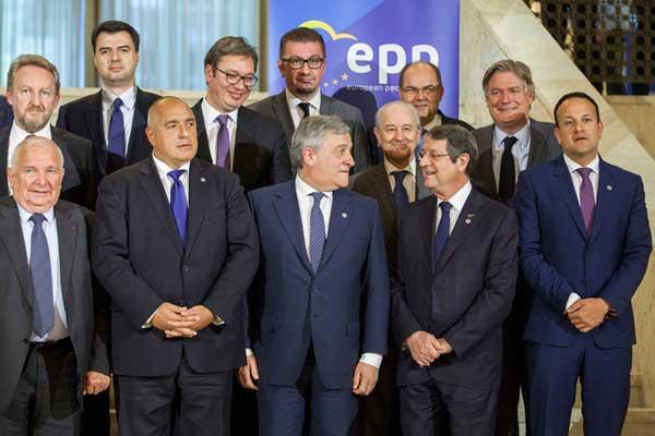 مسؤولون أوروبيون مجتمعون في صوفيا