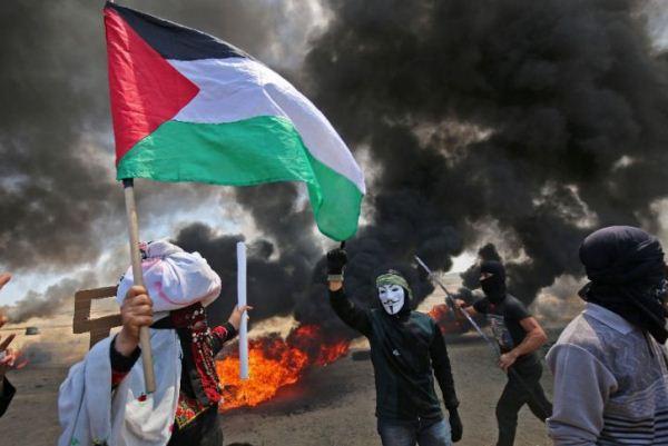 مواجهات في قطاع غزة مع القوات الإسرائيلية