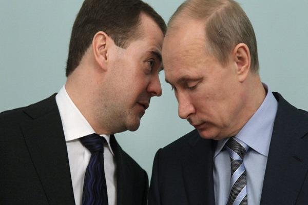 الدوما يقر تعيين مدفيديف رئيسا للحكومة