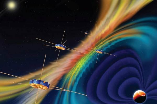 المجال المغناطيسي يقوم بدور حماية الحياة في كوكب الأرض