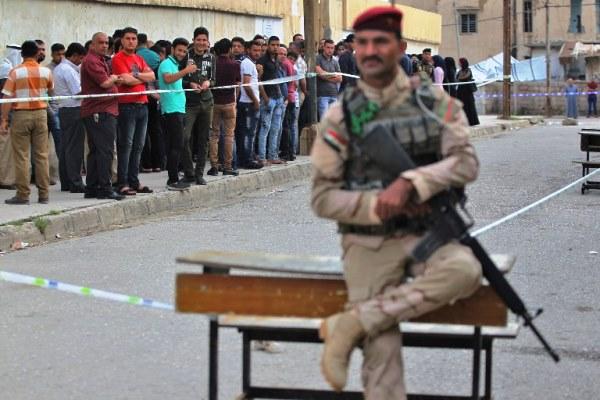 الانتخابات التشريعية في العراق