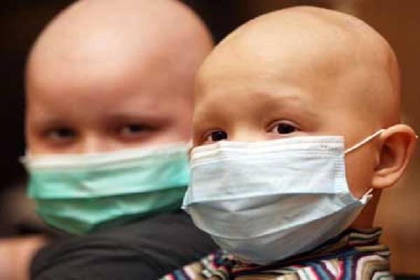 مرض السرطان عند الأطفال