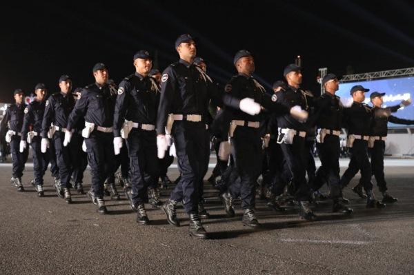الاحتفال بالذكرى الثانية والستين لتأسيس الأمن الوطني المغربي