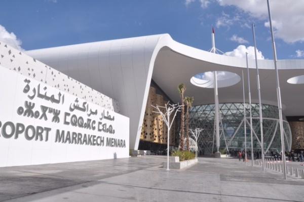 مطار المنارة الدولي بمراكش