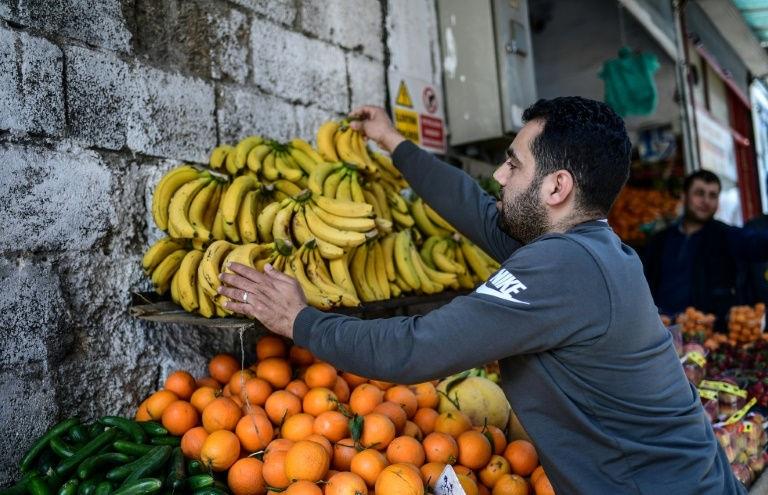 بقال سوري في غاز عنتاب